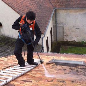 Etanchéité des tuiles - Hydrofugation à Saint-Etienne
